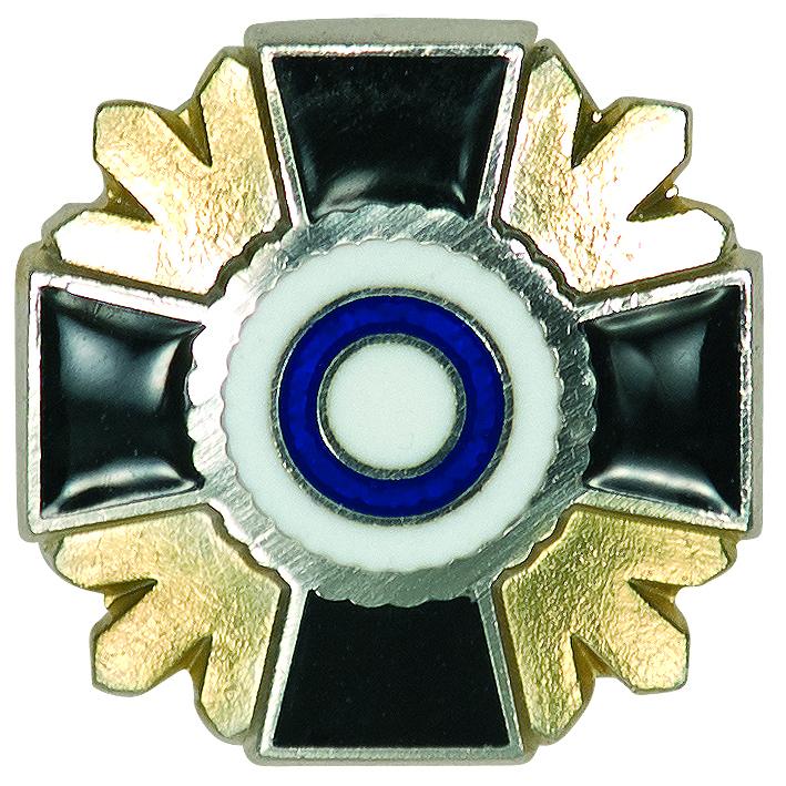 Kultaisen jäsenmerkin juhlaversio