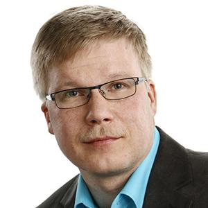 Pohjois-Pohjanmaan piirin liittokokousedustaja Pasi Parkkila