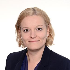Reserviläisliiton varapuheenjohtaja Terhi Hakola